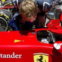 Vettel, dai mondiali con la Red Bull alla Ferrari