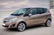 Il TÜV premia la Opel Meriva: miglior monovolume in Germania