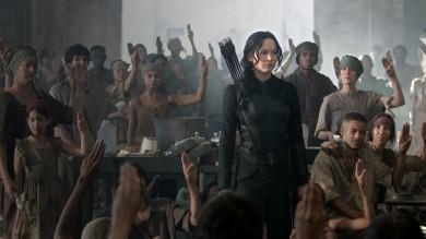 """Lorde e i suoi 'Hunger Games' """"Mi sento la ribelle Katniss""""  di SILVIA BIZIO    video   -  foto"""
