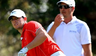 Golf, Dubai: McIlroy in testa, Edoardo Molinari settimo