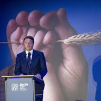 """Renzi in Emilia Romagna tra comizi e contestazioni: """"Emorragia posti si è fermata, ma il..."""