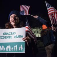 Il discorso di Obama, l'entusiasmo di tra ispanici e asiatici