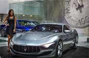 Maserati in evidenza al Los Angeles Auto Show
