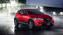 Mazda rilancia ancora ecco la CX-3 -   foto