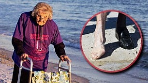 Usa: il regalo per Ruby, 101 anni vede l'oceano per la prima volta