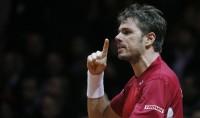 Ultime Notizie: Tennis, Davis: Wawrinka batte Tsonga, la Svizzera comincia bene. Ora Federer