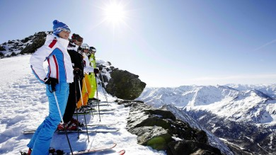 Le Alpi come una pentola: si scaldano  il doppio del resto del continente