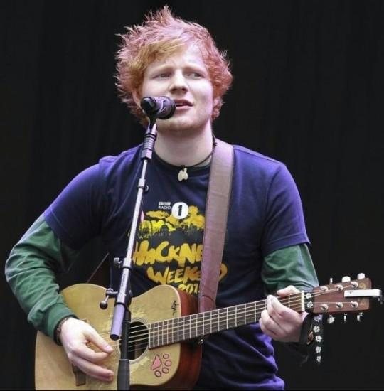 """Ed Sheeran: """"Piaccio perché faccio da solo"""""""