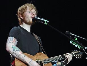 """Ed Sheeran: """"Piaccio perché faccio da solo"""" -   Vd"""