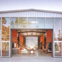 Case, ristoranti e uffici: futuro e design in un container