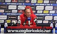 Zeman: ''A Napoli non dobbiamo spaventarci prima di giocare''