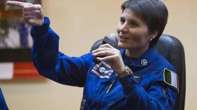 Cristoforetti pronta a volare nello spazio  Oggi alle 22 il decollo   foto     video         Foto  L'album privato di Samantha