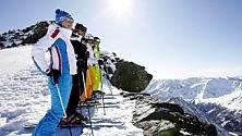 Le Alpi si scaldano il doppio del resto d'Europa
