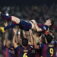 Spagna: Messi nella storia, record di gol nella Liga