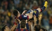 Spagna: Messi, record di gol nella Liga   ft   Real inarrestabile, poker all'Eibar