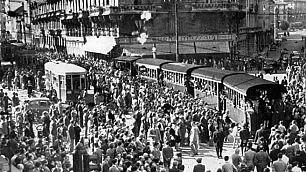 """Lo chiamavano """"Gamba de legn"""" Restaurato il tram a vapore"""