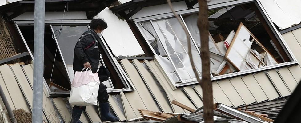 Ultime Notizie: Terremoto in Giappone, 39 feriti nella prefettura di Nagano: 7 sono gravi