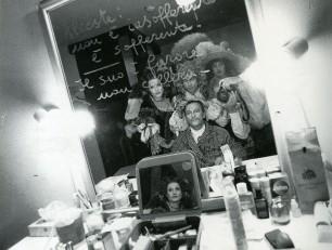 """Eliseo, Umberto Orsini: """"Un grande teatro""""   Lo sgombero   -   Foto"""