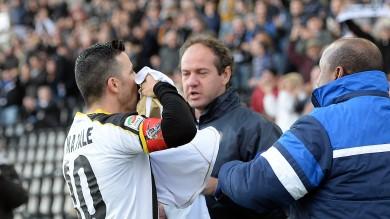Juve e Roma ok    Napoli solo pari affonda il Parma