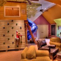 Oltre le porte di Narnia. Le camerette dei bambini sono mondi fantastici
