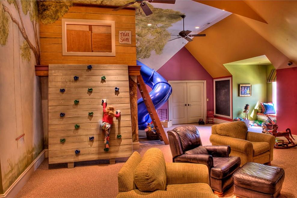 Oltre le porte di narnia le camerette dei bambini sono - Camere da letto strane ...