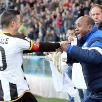 Udinese-Chievo 1-1, Di Natale da record: ma i veneti rovinano la festa