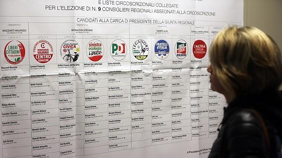Regionali, l'astensione vince in Emilia Romagna e Calabria