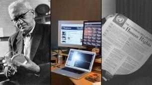 """Web, penicillina, diritti umani 80 """"scoperte"""" degli ultimi 80 anni   a cura di MATTEO MARINI"""