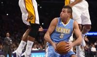 Gallinari c'è, Denver supera  i Lakers all'overtime   video