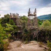 Spagna, un labrinto nella foresta: l'incredibile impresa di un pensionato