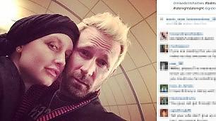 Mike dei Green Day: un hashtag contro il tumore della moglie