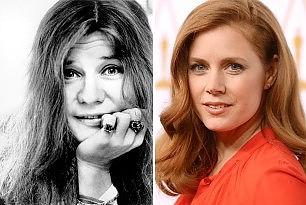 "Amy Adams sarà Janis Joplin nel biopic ""Get It While You Can"""