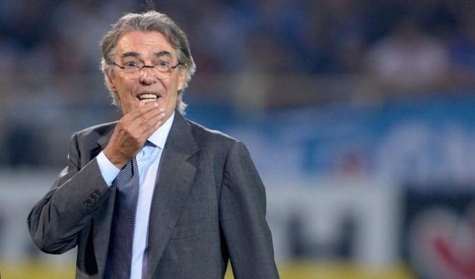 Ultime Notizie: Inter, Moratti promuove Mancini: ''Si vede già la sua mano''