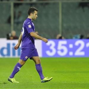 Fiorentina, Rossi lavora in palestra. Ma per ora niente corsa