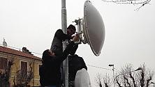 Wi-fi, il primo gestore di rete creato da cittadini e Politecnico /   Foto