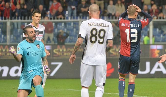"""Genoa, sfuma il 3° posto   ft     Gasp:  """"Ma c'era un rigore"""""""