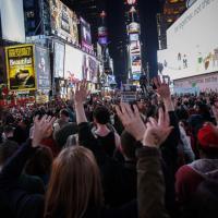 Ferguson, la protesta invade Times Square
