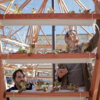 """Due architetti inventano una serra galleggiante. """"La nostra risposta per la fame nel mondo"""""""