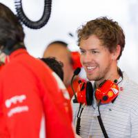 Abu Dhabi, Vettel va a 'conoscere' la Ferrari