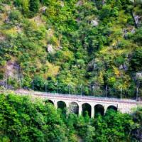 Il treno dalle Alpi al mare, un percorso romantico che deve essere salvato