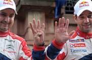 Sébastien Loeb e Daniel Elena di nuovo in pista, la leggenda è tornata