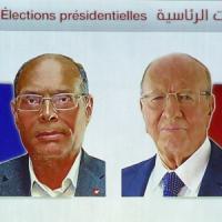 Tunisia al ballottaggio: in testa il laico Essebsi che sfida Marzouki