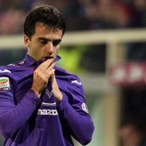 """Fiorentina, primo allenamento di Rossi: """"Sto bene"""""""