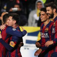 Messi nella storia, miglior marcatore della Champions