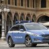 """La 508 RXH diventa """"stradale"""" Il fascino della divisa per l'ibrida"""