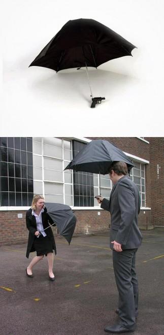Originali sotto la pioggia ecco gli ombrelli pi for Sotto la pioggia ombrelli