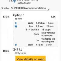 Nasce a Milano il concorrente eco di Google Maps