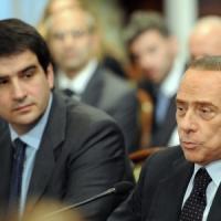 """Salvini: """"Io goleador? Mancano schemi e squadra"""". Berlusconi alla resa dei conti con Fitto"""
