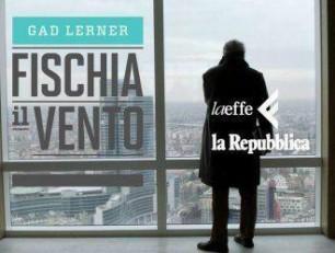 """Lerner torna in viaggio:  riparte """"Fischia il vento"""""""
