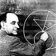 Enrico Fermi   foto   a 60 anni dalla morte Icona dei cervelli in fuga